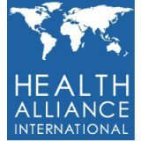 Logo de Health Alliance International